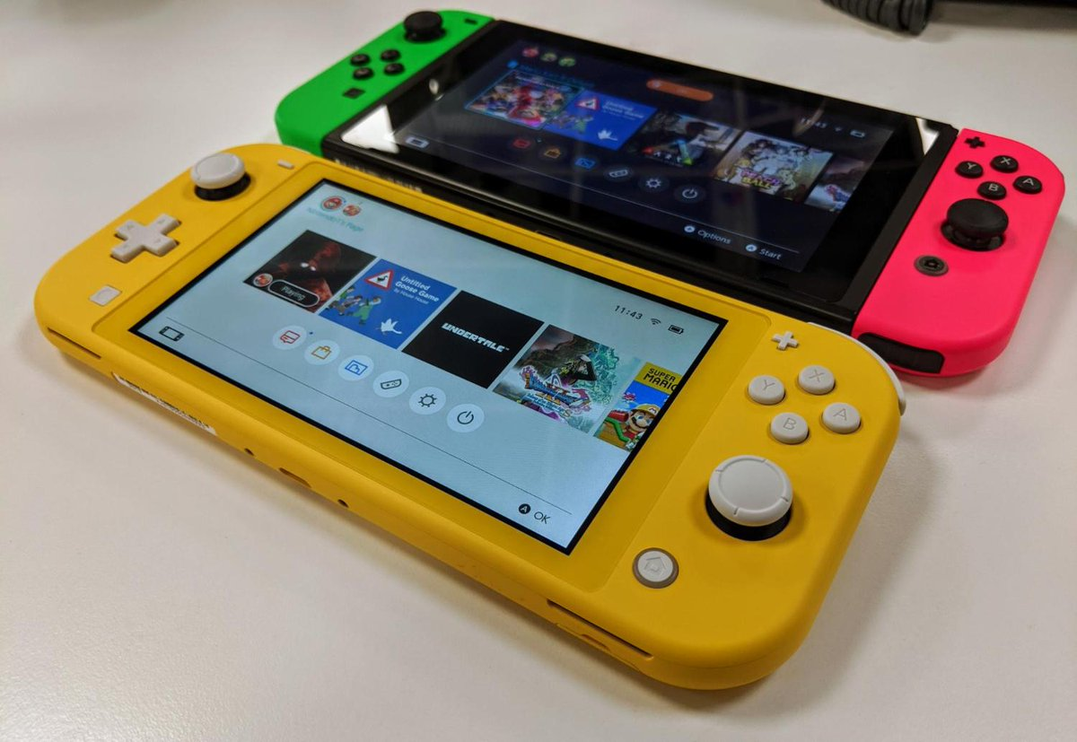 Nintendo Switch just had its best week ever in the US - Top Tweets Photo