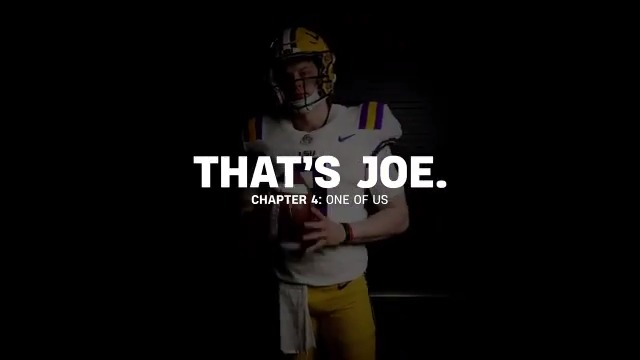 That's Joe. Chapter 4: One Of Us