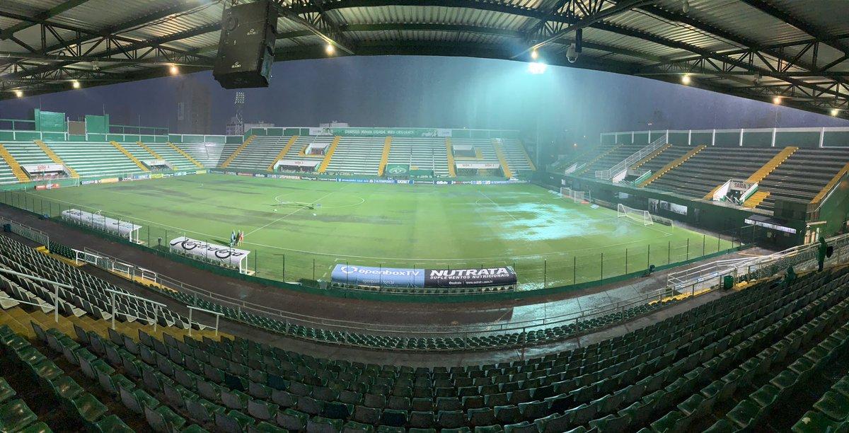 RT @FutdoBR: Arena Condá pra #CHAXCSA https://t.co/auHyHi6MUb