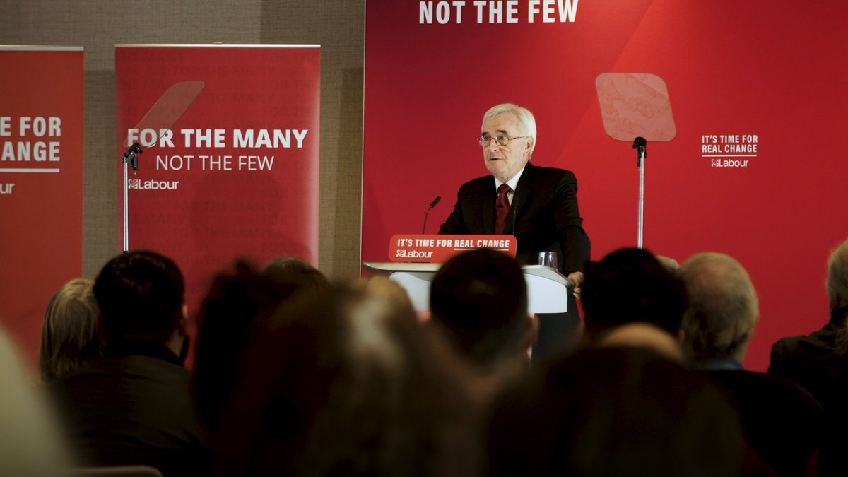 The best Christmas present we can give those families whose children will have their dinner from the food bank & who have no permanent secure home over their heads is a Labour government. We will transform their lives, put right the mistakes of the past & rebuild Britain.
