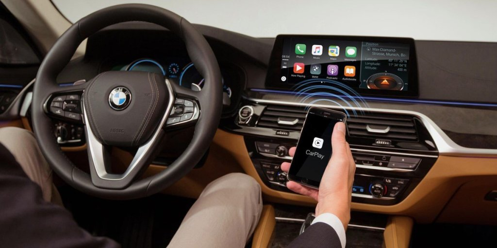 BMW does about-face, drops CarPlay annual subscription requirement - Top Tweets Photo