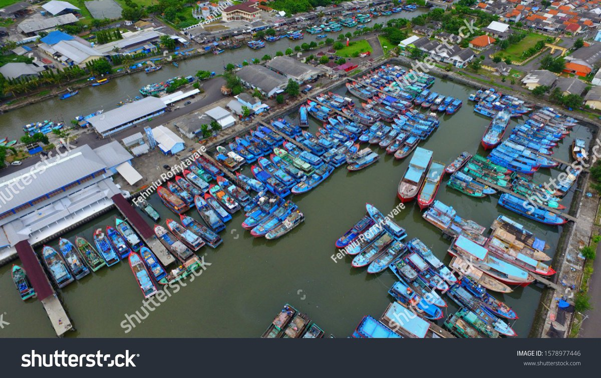 Harborcity in Indonesia.. photo ID: 1578977446  http://www.shutterstock.com/?rid=217447611   #harbor  #seaport  #pier  #pelindo  #pelabuhan  #dermaga  #dock  #indonesia  #infrastructure  #photostock  #aerial  #aerialphotography  #PhantomCam  #dji