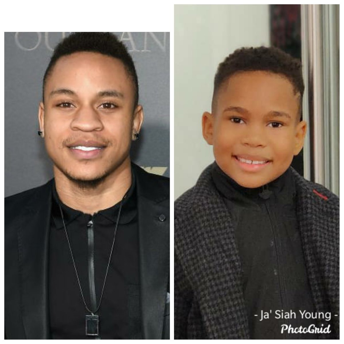 So guys my uncle @therealbigpa seems to think I look a lot  like @rotimi  AKA #Dre from @power_starz what do you guys think? 😜😎 Could we be doppelganger? @starz @50cent  #raisingdion  #netflix #jasiahyoungofficial  #dion #gq #suave #coach #coachella  #tommyhilfiger  #essence