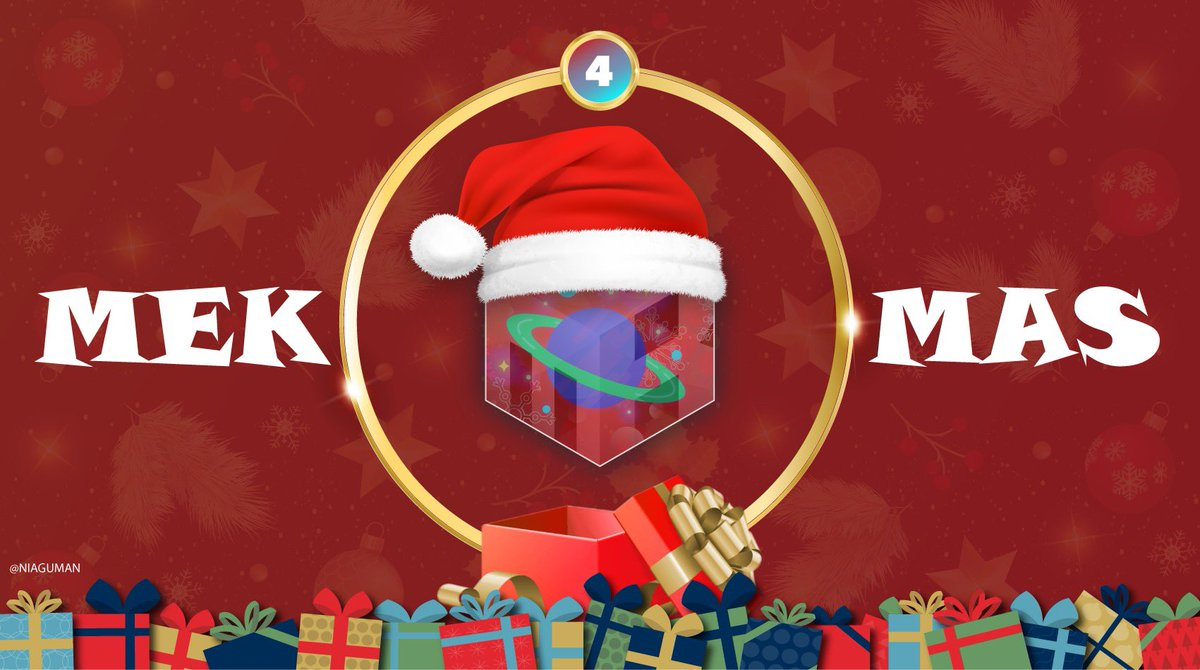 Day 4 Of #MEKMas 🔥Prizes:- 1x MEKNotify Membership- 2x 2GB Elite Residential PlansTO ENTER:- Like ❤️- Retweet ♻️ - Follow @MEKNotify @SpaceProxies_ 👥- Reply to this post with #MEKMas Good luck! Winners picked tomorrow 🤞
