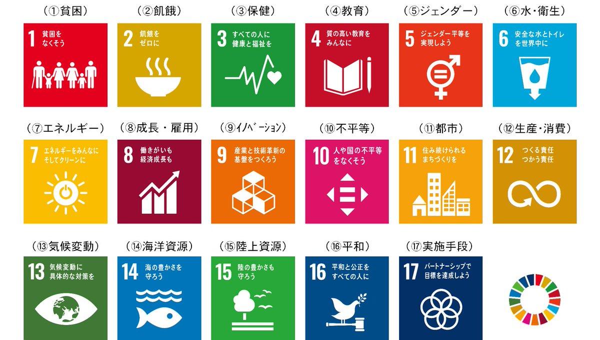 RT @SDGs_MOFA_JAPAN: #ツイッターをやめる日  2030年。 願わくば「#SDGs は達成されました。」というツイートとともに。 https://t.co/juYsc86cjs