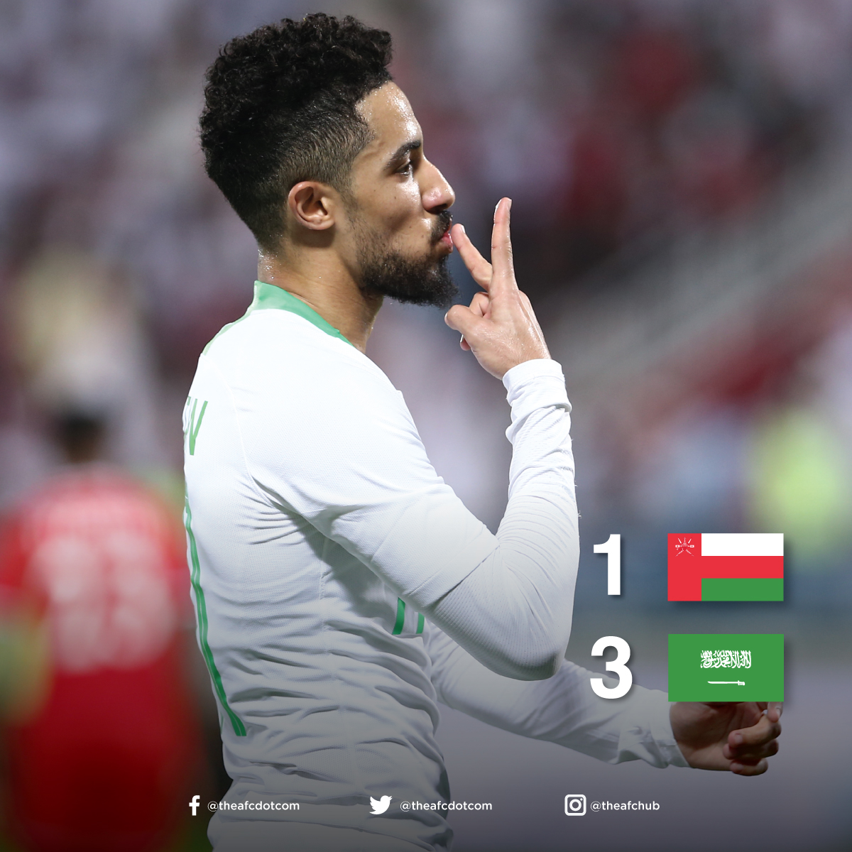 Saudi Arabia 🇸🇦 prevail over defending champions Oman 🇴🇲! Bahrain 🇧🇭 book semi-finals spot after defeating Kuwait 🇰🇼! #GulfCup