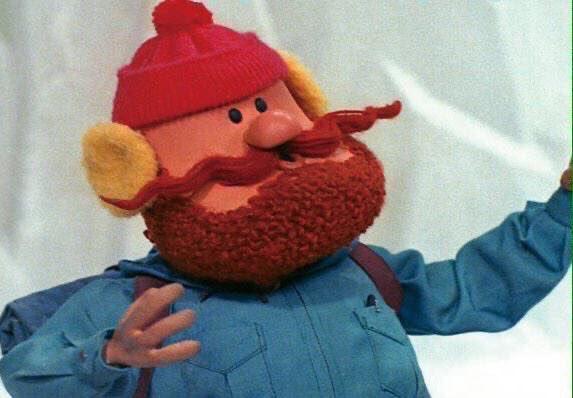 @TrivWorks's photo on #RudolphTheRedNosedReindeer