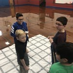 Image for the Tweet beginning: 5B Learning about coordinate graphing