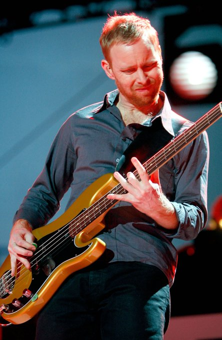 Happy Birthday to Nate Mendel of