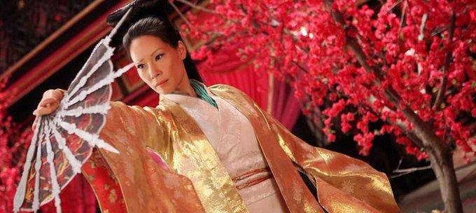 Buenas noches   Happy Birthday, Lucy Liu!  [22:15 B35 D209 HD161]