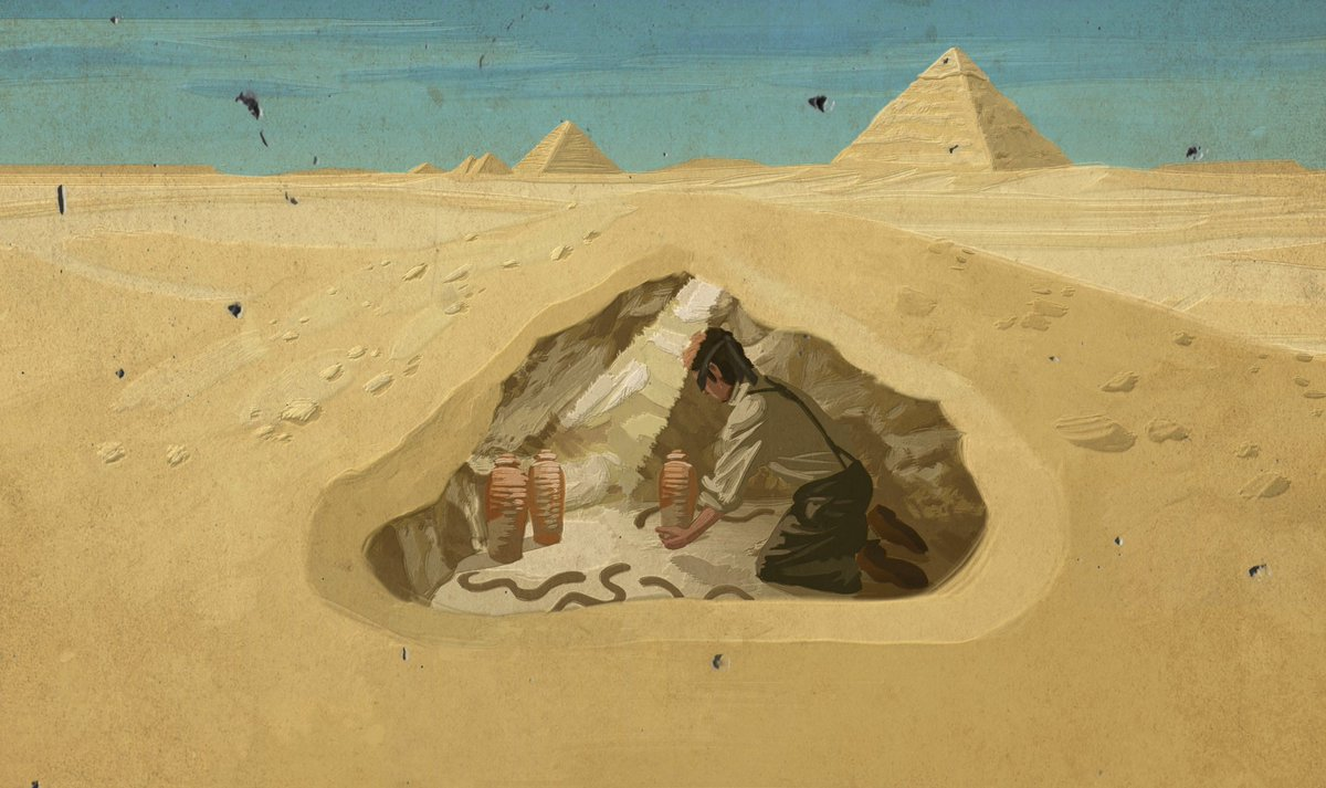 Watching for the first (or second or third) time is like finding buried treasure. Just watch out for the snakes. #JoinLodge49