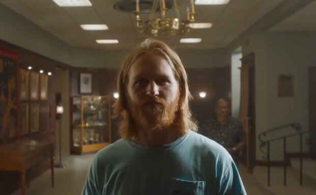 """You know, when I'm out there I feel like I'm all alone. And all these things chasing me, it's It's dragons and dickheads. But it's different in here. I can see what this place is. I can feel it. Can't you?"" #JoinLodge49   Dud - Lodge 49, Season 1: As Above, So Below <br>http://pic.twitter.com/16Ixhyi4Jx"