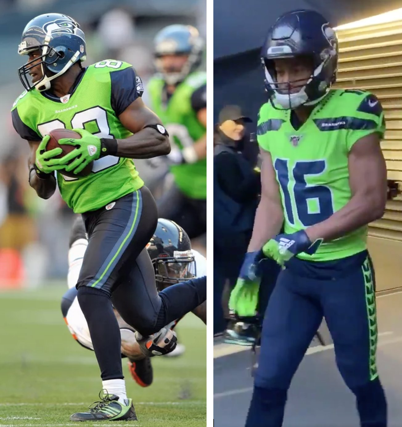 seahawks action green jerseys for sale