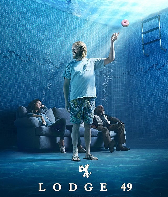 Lodge 49 is a modern classic on par with the best cinema I've ever seen. The dialogue is unparalleled and the show deserves to at least finish what it started. #JoinLodge49 <br>http://pic.twitter.com/K89JEAYFar