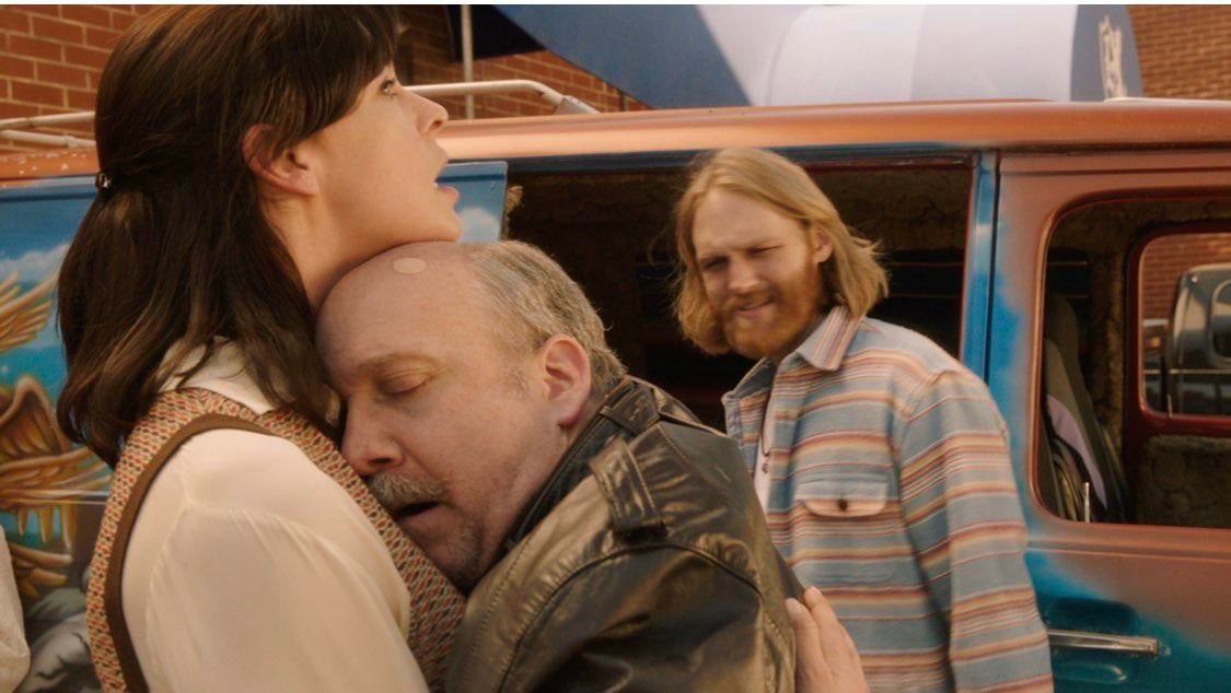 #JoinLodge49 and you'll be welcomed with open arms! #SaveLodge49  *Not all hugs will be this unsettling 😁