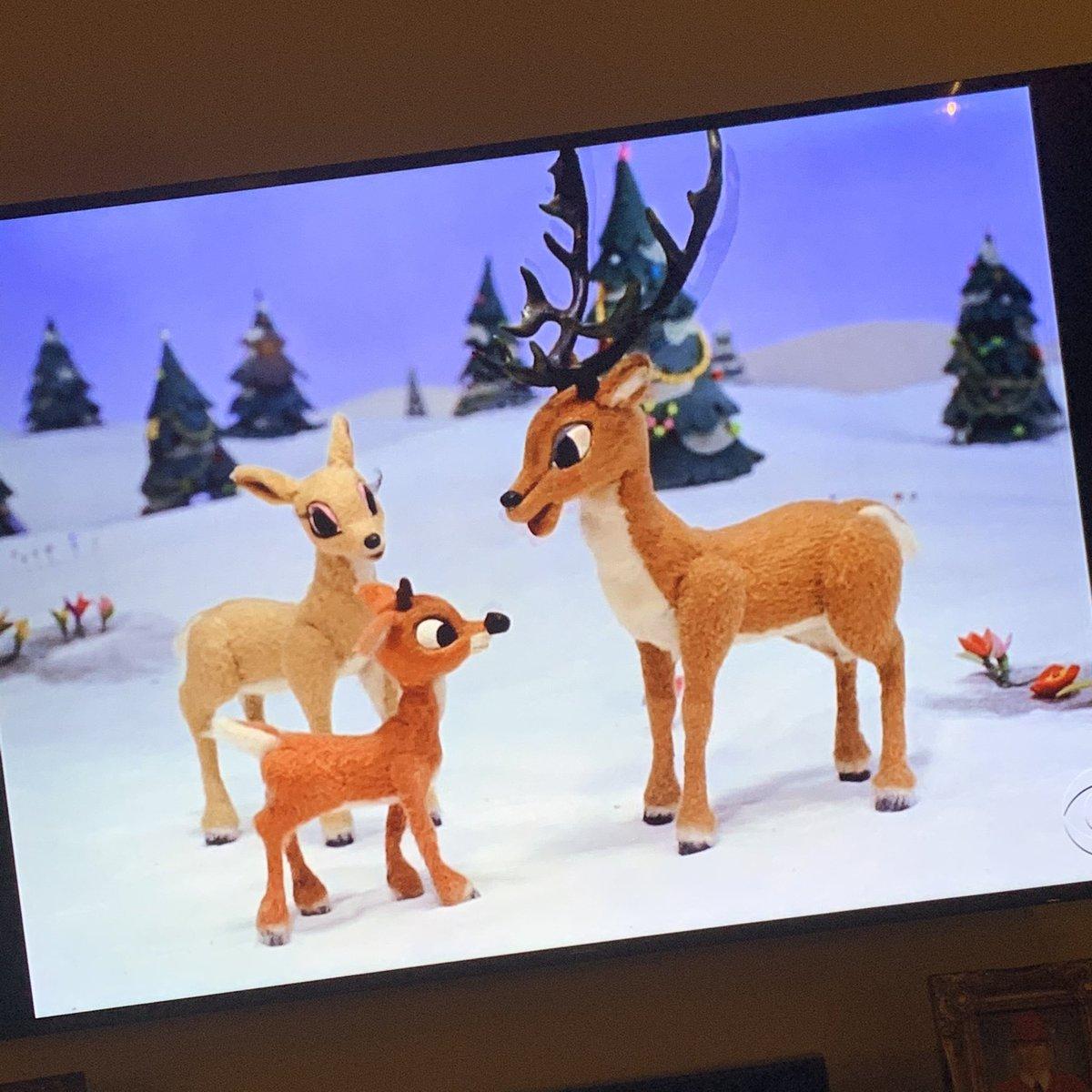 @DLoesch's photo on #RudolphTheRedNosedReindeer