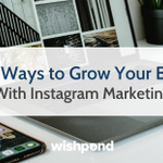 We all know that Instagram marketing can be used to drive sales and traffic, but did you know it can also be used to grow your email list? Click here to learn how: https://t.co/cZ1wK25TUz Thanks to @HughBeaulac @Hubspot and @Forbes for their amazing Instagram examples.