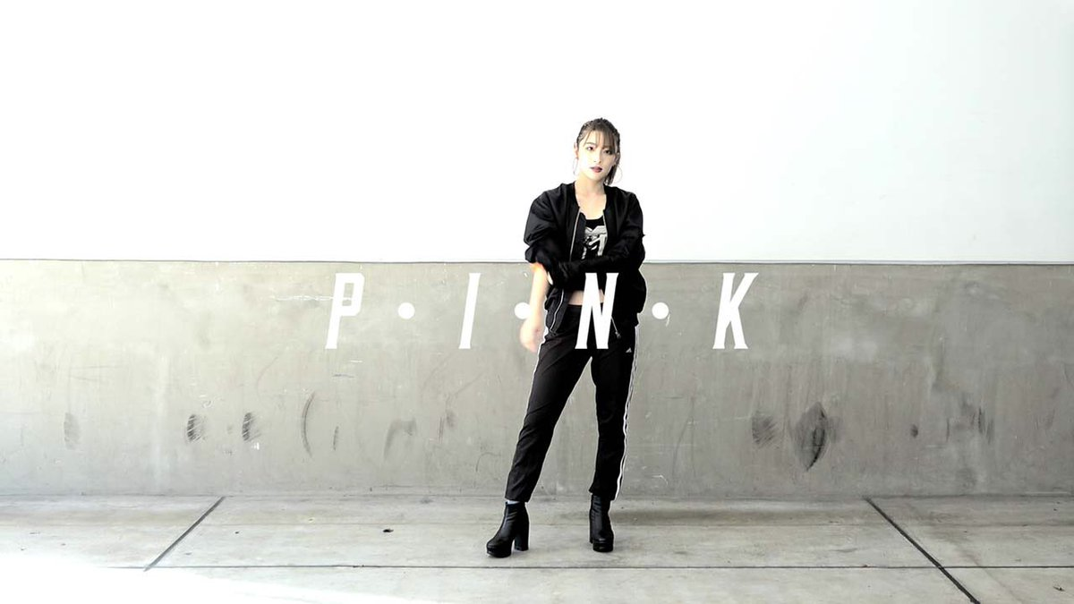 \ #YouTube /PINK CRES.