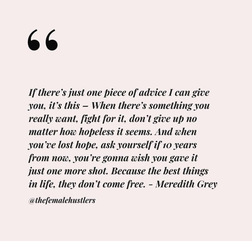 Keep fighting for your dreams. #MondayVibes #worthy #TrueLove 🌸💕