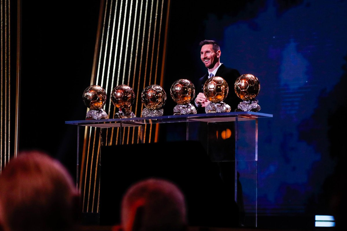 🍽🐐 Go ahead and indulge yourself with our Leo #Messi #BallonDor VIDEO COLLECTION 👉 http://barca.link/vjJM50xpW0b
