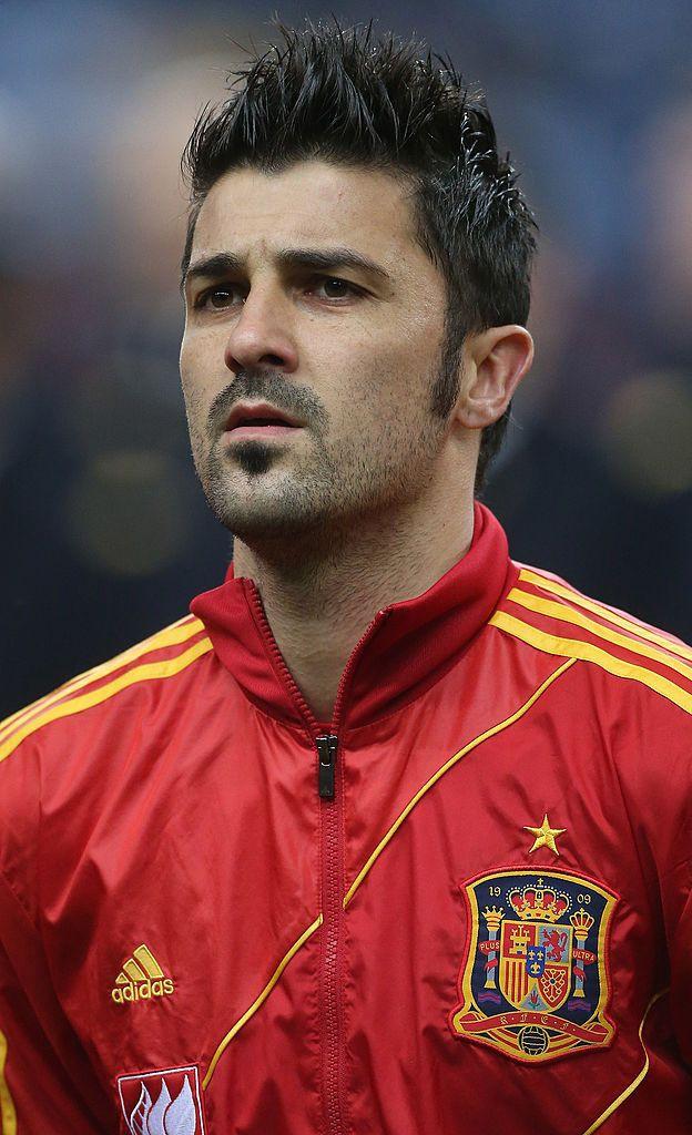 Happy birthday to David Villa. The former Barcelona and Spain striker turns 38 today.