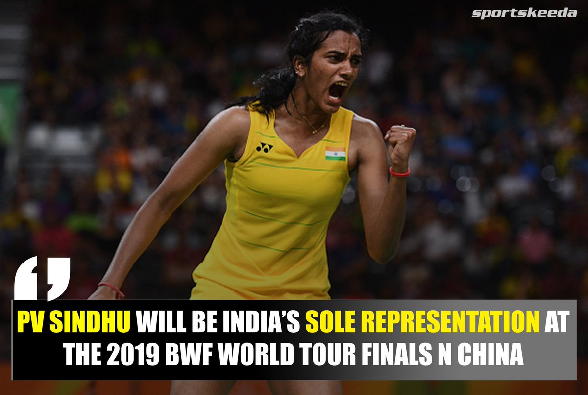 P.V. Sindhu, who won the inaugural edition of the tournament in 2018, will be the lone indian shuttler to feature in this year's BWF World Tour Finals which are scheduled to be held between Dec 11 and 16 in Guangzhou, China..#pvsindhu #badmintonindia #badmintonplayer
