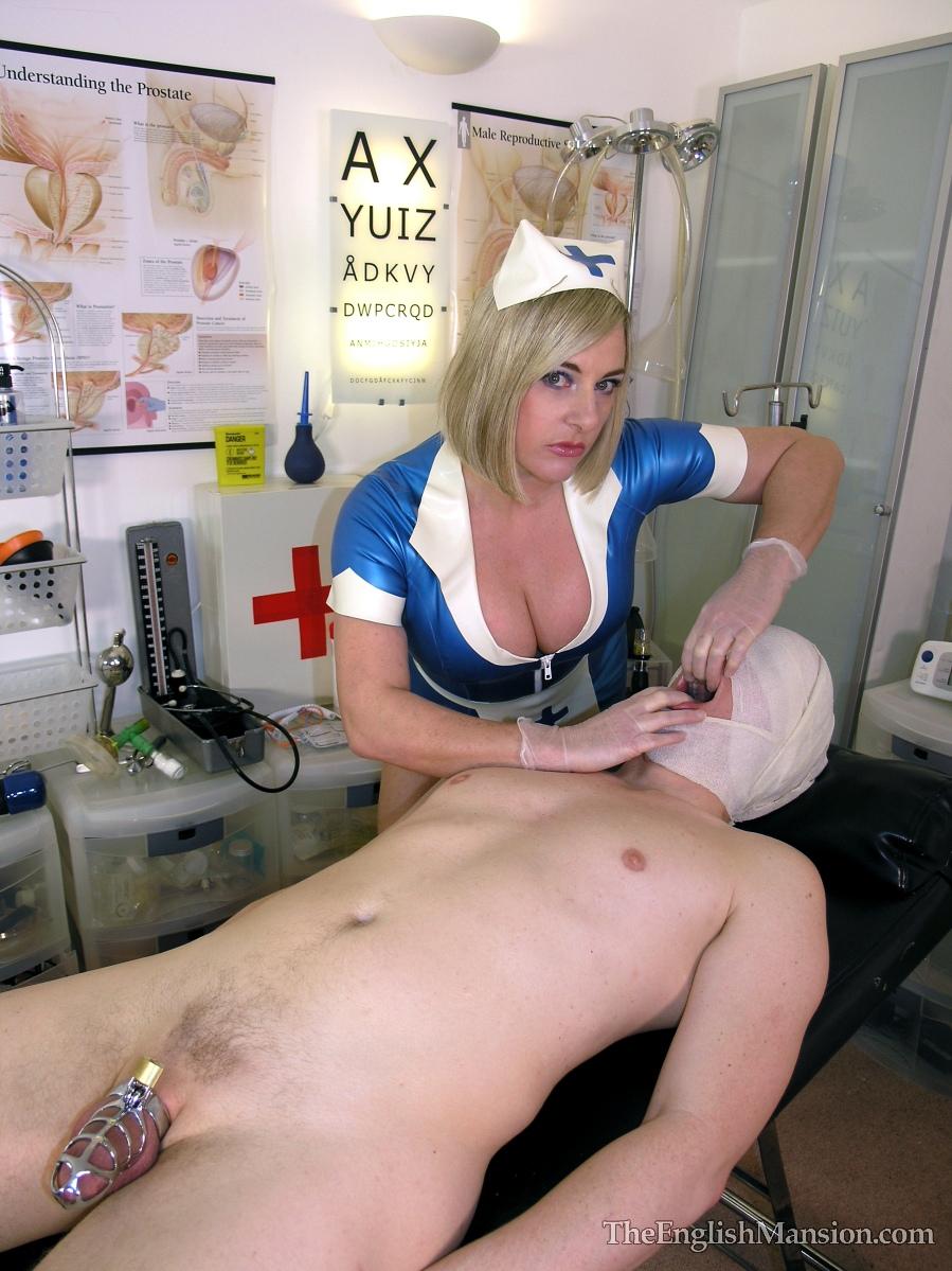 Cfnm nurse story