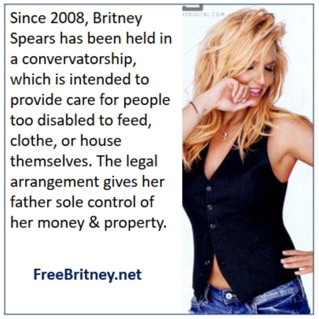 #MyParentsTrollMe Does trapping your daughter in a conservatorship so you get her money count? #FreeBritney
