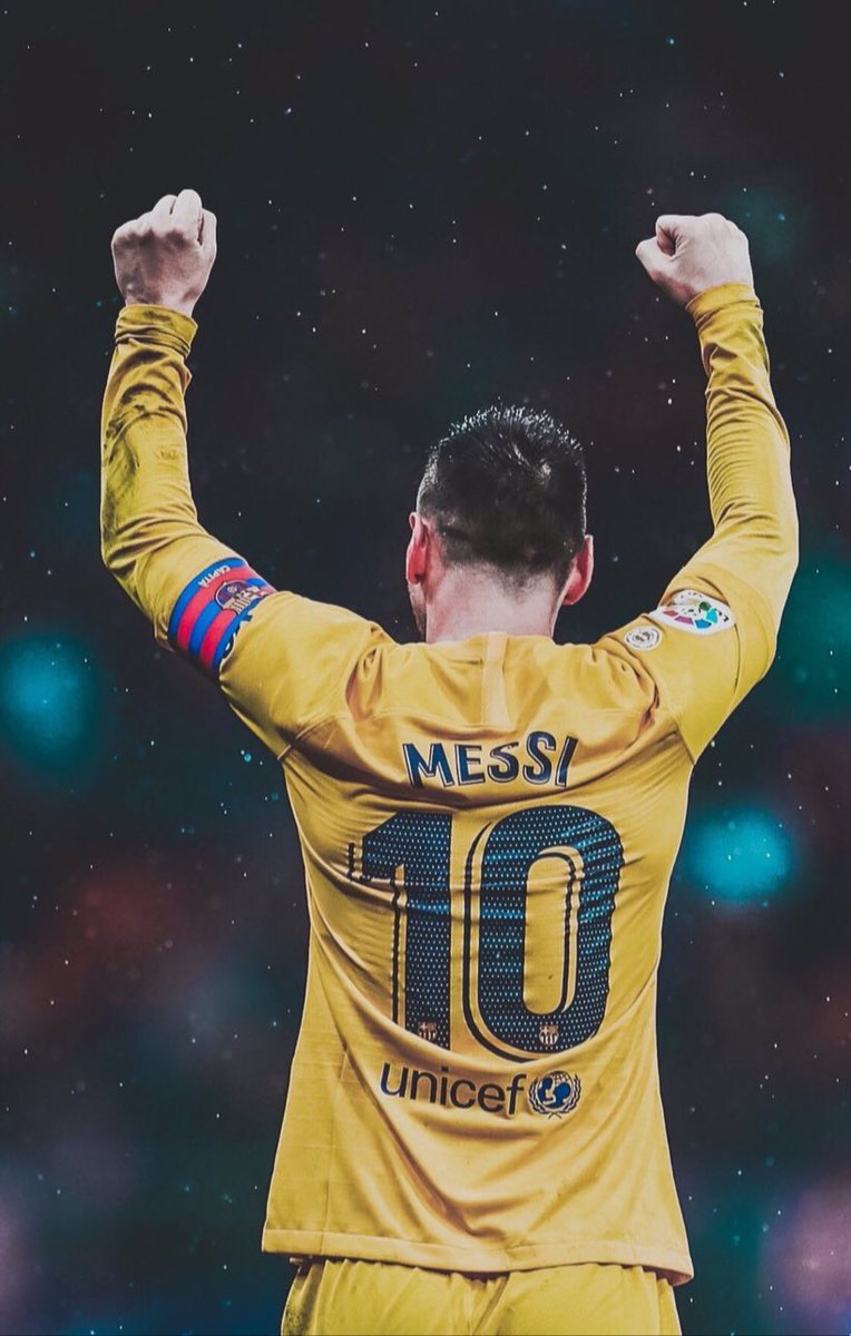 RT @PressPlaySA: Greatest Of All Time 🐐 #BallonDor2019 https://t.co/rjti1l2bFj