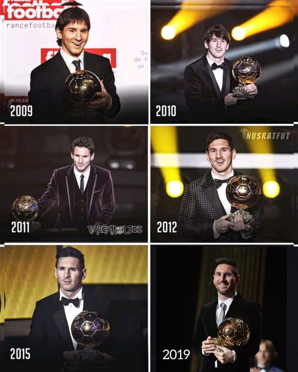 LEGENDS RULE FOR A WHOLE DECADE.....  #MESSI   #MESSIX  #GOATisCuler