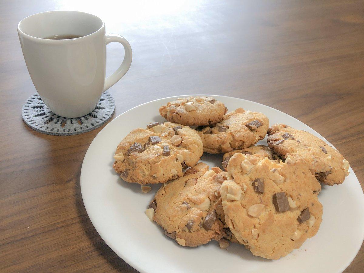 クッキー ミックス ホット 簡単 ケーキ