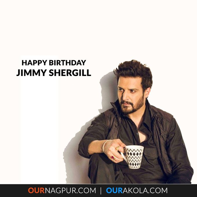 Wishing a very happy birthday to Jimmy Shergill!!!