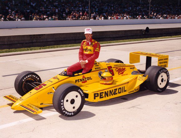 Happy 68th Birthday to 3 time CASeries Champion Rick Mears
