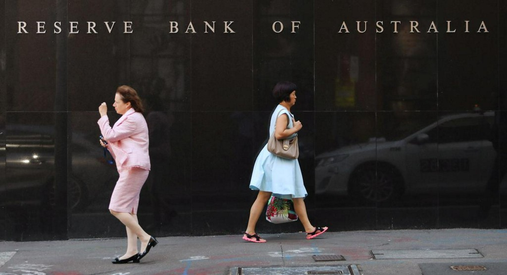 Australia's central bank holds rates as it weighs past cuts https://reut.rs/2PbRXj8