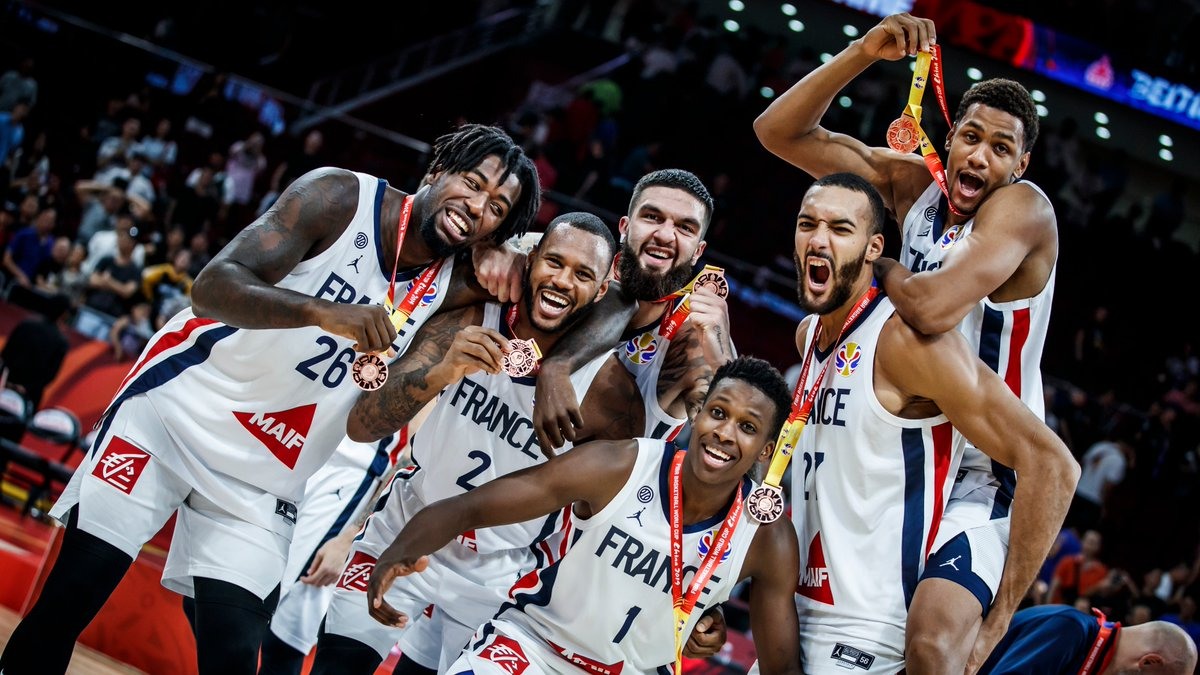 """It's tough to bounce back after losing in the Semi-Final, but we showed that we are warriors no matter what happens.""  🎙 @viinze_17P 🇫🇷 