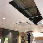 Image for the Tweet beginning: Mitsubishi AC installed in Chorley
