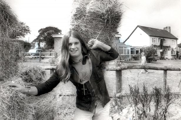 Happy birthday Ozzy Osbourne, you are best of the best