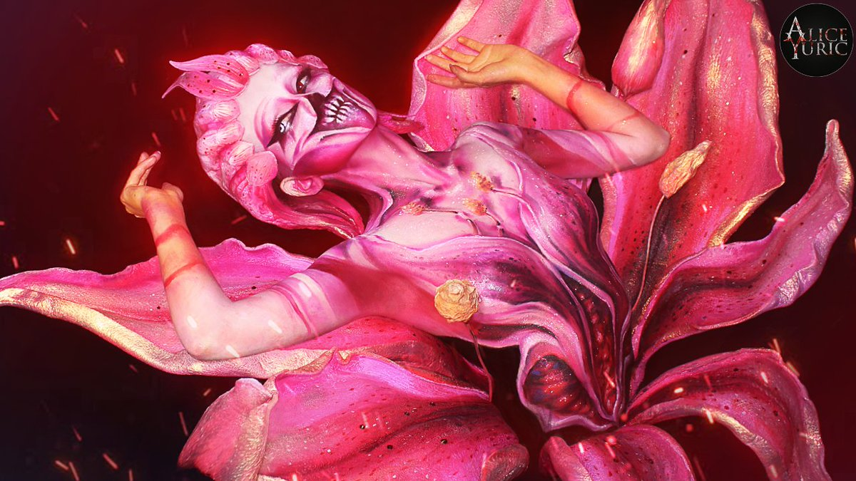 Н•ðšð¥ðð¨ð« On Twitter New Video On Youtube Dead Lily Https T Co Caf0k1effo Craft Tutorial On Patreon Https T Co Tuqne5rak7 Makeup Bodyart Makeupartist Craft Tutorial Youtube Cosplay Originalcharacter Flower Https T Co