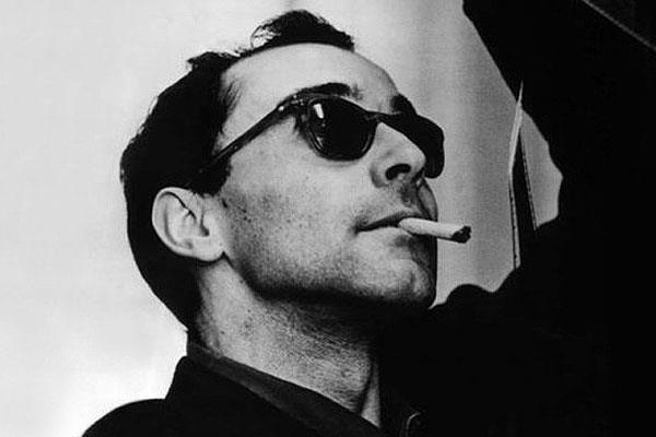 Hoy cumple años el gran Jean Luc Godard, happy bday genio!