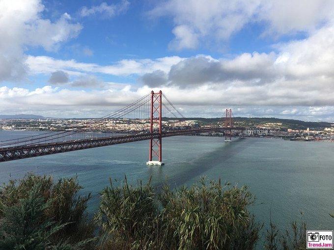 Ankunft von GretaThunberg in Lissabon Portugal Turismode