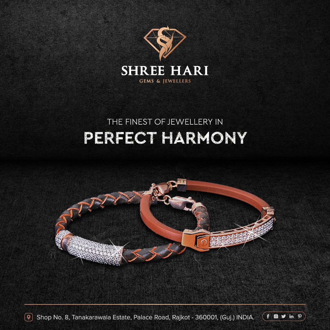 The Finest of Jewellery in Perfect Harmony. . . . #ShreeHari #ShreeHariJewellers #Jewellers #Collection #Gold #Silver #JewelryArt #GoldJewellery #Jewellery #Fashion #Gold #Bracelet #Jewels #Style #Accessories #Love #Ring #Wedding #FashionJewelry #Necklace #Earrings #Trendsetter