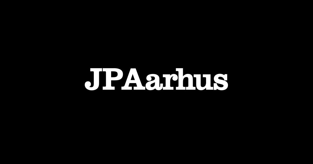 JP Aarhus on Twitter