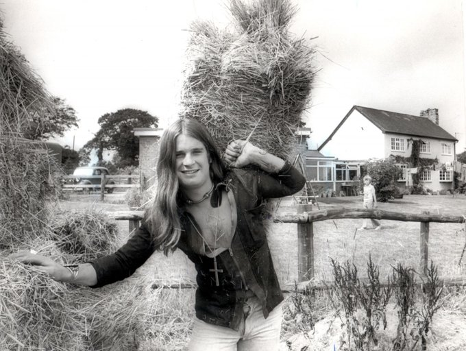 Happy birthday Ozzy Osbourne(born 3.12.1948)