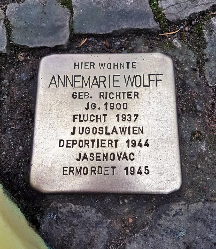 Sonderpädagogin Annemarie Wolff gründete in #Frohnau eine der ersten inklusiven Schulen Deutschlands. Sie nahm Kinder mit & ohne #Behinderung auf, um gegenseitige Unterstützung & Solidarität zu fördern. #Inklusion #IDPD #InternationalDisabilityDay (1/2)