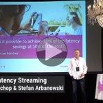 Image for the Tweet beginning: Video: #LowLatency #Streaming –