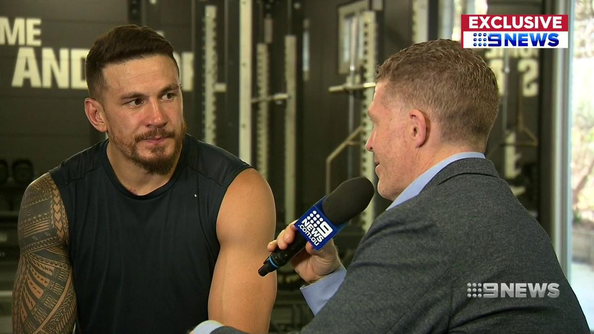 At 34 Sonny Bill Williams should be in the twilight of his career... but his work ethic and drive to return to Rugby League suggest otherwise. @Danny_Weidler #9News