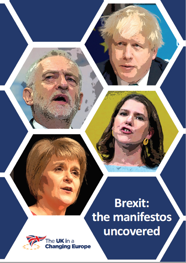 Its here! Our new report on what the various manifestos have to say about Brexit #GeneralElection2019, #GeneralElection, #Election2019, #Brexit, #ConservativeManifesto, #LabourManifesto, #LibDems, #SNP, #PlaidCymru, #Greens, #BrexitParty 1/25
