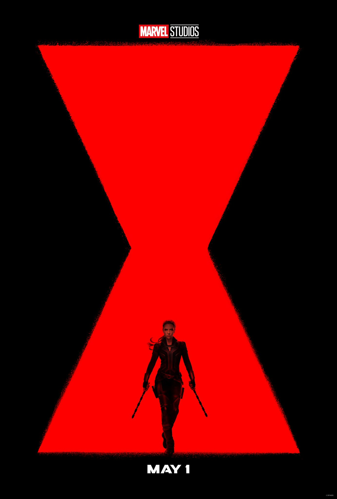 Black Widow (2020) Poster