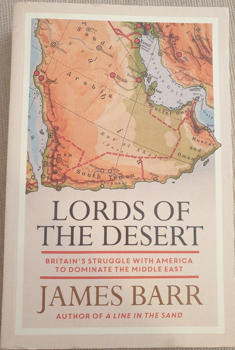 سادة الصحراء التنافس البريطاني الامريكي على سيادة الشرق الاوسط Twitter Thread From ابراهيم خليل ابراهيم Phd Q8i Rattibha