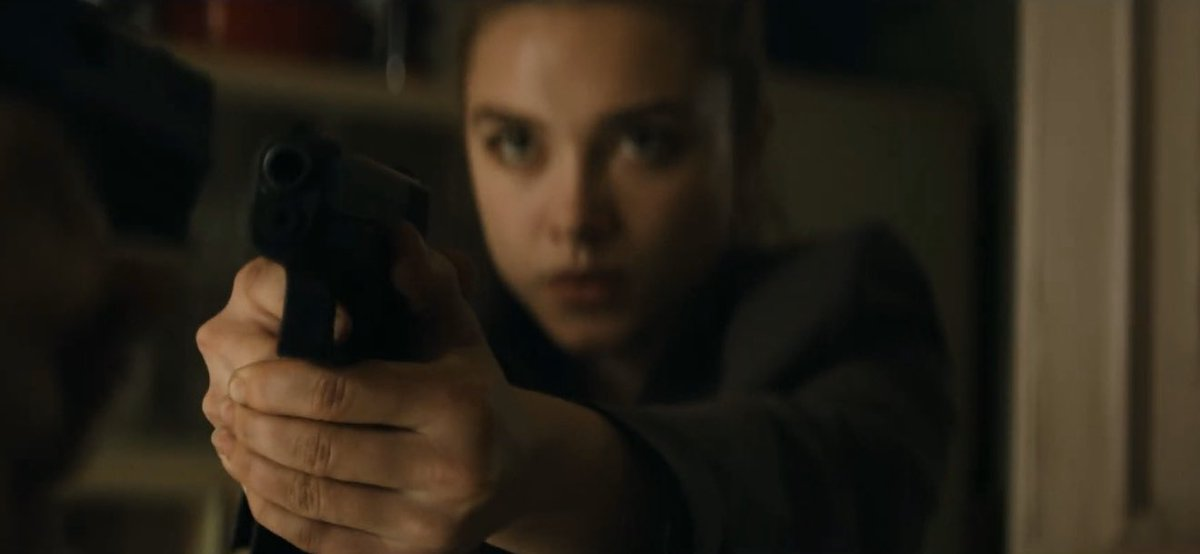 Best Of Florence On Twitter Florence Pugh As Yelena Belova